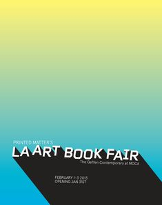 LPP will be at the LA ART BOOK FAIR this week!!  Come and say hi!!! (1/31- 2/3)