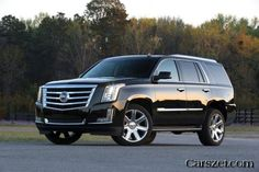 2018-2019 Cadillac Escalade and Chevrolet Tahoe will be exported to Russia from Belarus