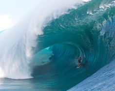 I will Surf waves this big someday!