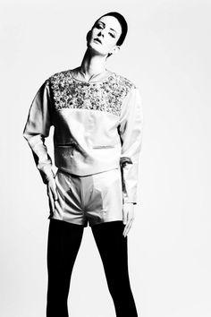 jiayin's final collection Fashion Design Portfolio, Blouse, Long Sleeve, Sleeves, Collection, Tops, Women, Women's, Blouses