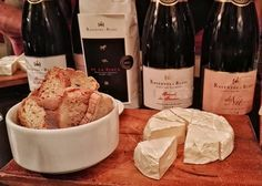 #FoodBlog Primer maridaje de la degustación de Vinos espumosos #Raventos de @importiregua: Blanc de Blancs y quesos madurados @anankequesos en @restauranteleal