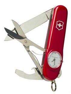 Victorinox timekeeper swiss army knife photo by M B Simons