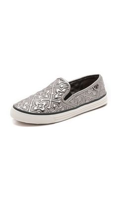 Tory Burch Jesse 2 Metallic Sneakers