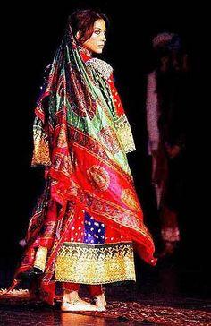 Afghanistan Flag On Face