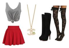 """""""Untitled #97"""" by heta-makinen on Polyvore featuring WithChic"""