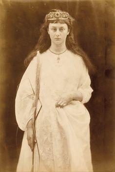 Alice Liddell ~ Julia Margaret Cameron