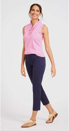 9b55314eefe4 20 Best Capri pants outfits images