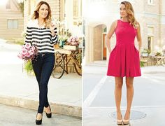Love Lauren's style.