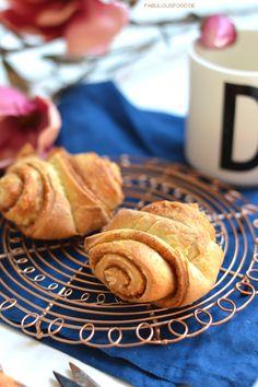 ♥ Franzbrötchen | fabulous food, cinamon rolls, zimtschnecken