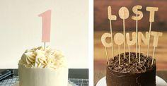 Kaarsen op een verjaardagstaart? 6 niet-te-missen alternatieven! – Beaublue