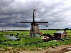 Mill Westfriesland op z'n mooist. pic.twitter.com/K671fRlMBP