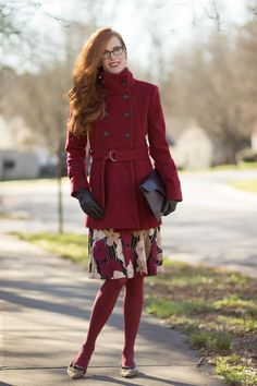 Women's Winter Coats- What's Your Favorite Style? - Elegantly Dressed & Stylish - Over 40 Fashion Blog