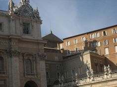 Conclave: oggi pomeriggio al via