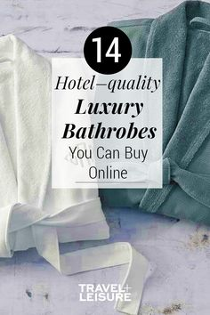 15 Luxury Hotel-quality Bathrobes You Can Buy Online Monte Carlo, Monaco, Carry On Cocktail Kit, Online Travel, Celebrity Travel, Beautiful Hotels, What To Pack, Travel And Leisure, Travel Gifts
