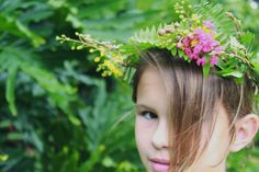 #floralcrown #floraandfauna #floridanarrative Visaulnarrativeds.com