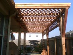 There are lots of pergola designs for you to choose from. You can choose the design based on various factors. First of all you have to decide where you are going to have your pergola and how much shade you want. Black Pergola, Small Pergola, Pergola Garden, Pergola Swing, Pergola Attached To House, Deck With Pergola, Wooden Pergola, Covered Pergola, Outdoor Pergola