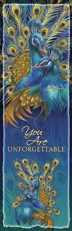 You are truly unforgettable my beautiful friend! My love always. XOXO's