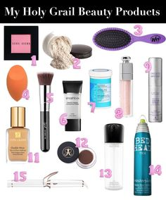 Holy Grail Beauty Products | The Sweetest Thing | Bloglovin'