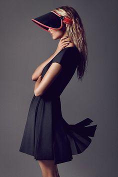 Michaela Kocianova for Top Fashion Magazine by Branislav Simoncik