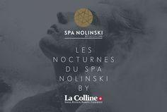Dès le 7 septembre, tous les jeudis, le Spa Nolinski by La Colline vous ouvre ses portes pour ses nocturnes. Venez profiter de cette parenthèse de sérénité à des horaires exclusifs. Tous les jeudis à partir du 7 septembre jusqu'à 23h. Sur réservation uniquement.  #nolinskiparis #spanolinskibylacolline #evokhotelscollection