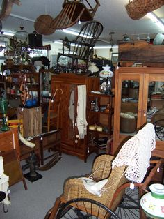 With so many new #UniqueAntiques and #VintageTreasures coming in we have got to make room. Our abundance of inventory means the deals right now are INCREDIBLE!! Stop by today or check out our website www.triplearesale.com to take advantage of the amazing savings!! #Glassware #HomeDecor #Dinnerware #China #Furniture