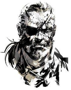 Metal Gear Solid V - Big Boss, Afghanistan