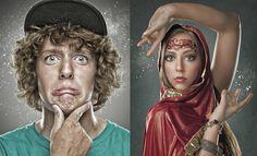 22 Most Beautiful Portrait Photographs by Regina Pagles - Inspiring Showcase
