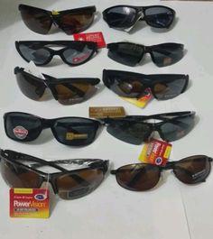 1feb42b737 Lot of 10 mens Style Science sport sunglasses 4  15.50 10 pair of sunglasses  Mens Fashion