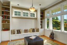 Beautiful Seattle Craftsman House - traditional - family room - seattle - Seattle Staged To Sell