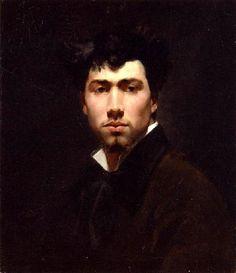Giovanni Boldini, Ritratto di giovane uomo. Collezione privata.