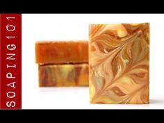 Pumpkin Pie Soap Recipe