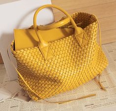 Women leather bag Leather Tote Bag