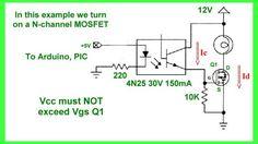 transistor driver circuit