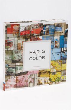 Nichole Robertson 'Paris in Color' Book | Nordstrom