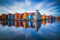Confira esta lista de belas fotografias das paisagens da Holanda.