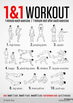 the 1&1 workout