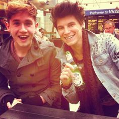 <3 Charley and Danny <3