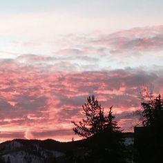 Last sunset, Vail Vail Mountain, Mountain Style, Celestial, Sunset, Outdoor, Outdoors, Sunsets, Outdoor Games