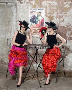 sexyqueen:  Moschino for ODDA Magazine