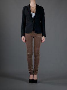 Citizens Of Humanity 'Avedon' Velvet Skinny Jean