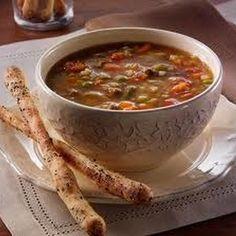 Leftover Roast - Beef Barley Soup