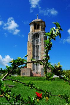 Old San Jose Bell Tower, Tinian, Commonwealth of the Northern Mariana Islands
