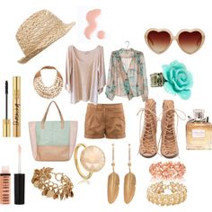 """""""lovely summer"""" by sweet-vintage-foryourlove on Polyvore"""