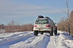 "2001 Subaru Forester - ""The Wandering Foz"" - Off Road Subaru"
