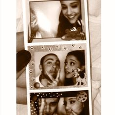 Ariana Grande and Mac Miller Ariana Grande Meme, Ariana Grande Pictures, Mac Miller And Ariana Grande, Grandes Photos, Bae, Best Couple, Celebrity Couples, Cute Couples, Power Couples