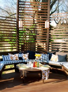 13 Party-Ready Outdoor Spaces | HGTV