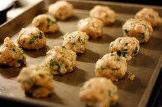 High protein lean turkey meatballs. Meal prep