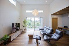 素材使いが心地良い、平屋建ての住まい 施工実績 愛知・名古屋の注文住宅はクラシスホーム