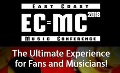 East Coast Music Conference - Show Pass and Conference Pass (2 options)