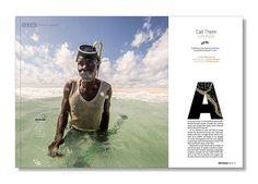 Pentagram / World Wildlife Magazine